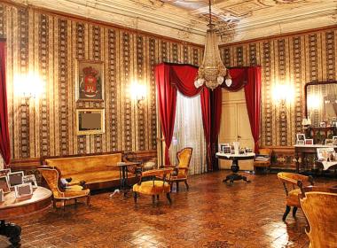 16) Salone del piano nobile